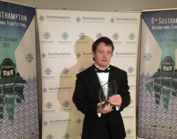 BEST ACTOR award for DOWN & OUT at the Southampton International Film Festival