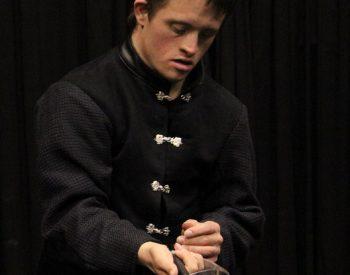 As Hamlet